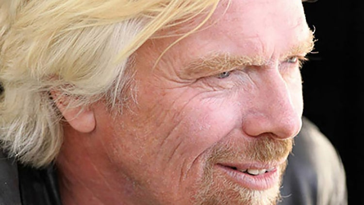 Richard Branson Shares Letter He Wrote to 12-Year-Old Fan About Keys to Success