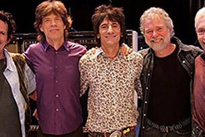 Rolling Stones Rocker Turns Eco Entrepreneur