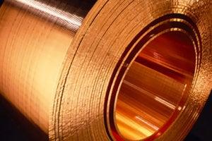 Ropa y textiles de cobre