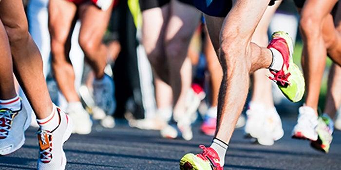 Sitio Web para runners