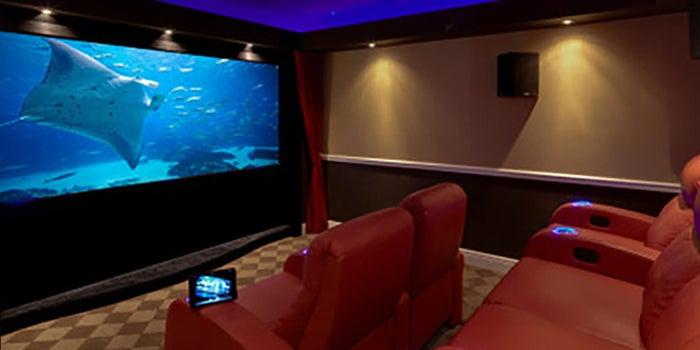 Salas de cine en casa - Fotos salas de cine en casa ...