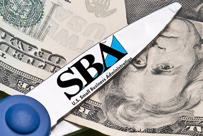 SBA Budget Whacked $92 Million By Sequestration
