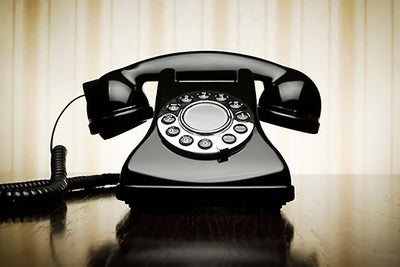 Your Secret Weapon in Sales? The Phone