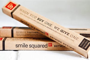 Smile Squared Donates Toothbrushes to Children in Need