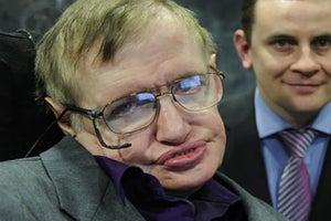 """Stephen Hawking"" ya es marca registrada"