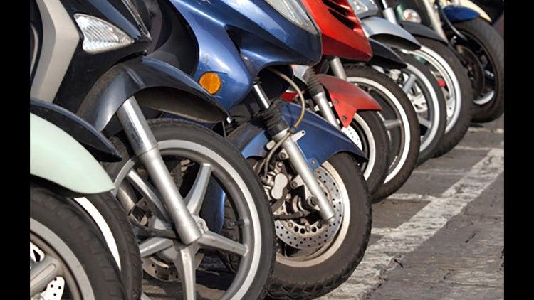 Taller de servicio para motocicletas