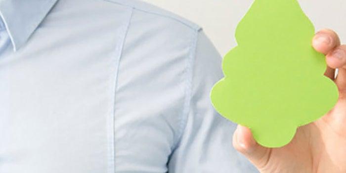 Tarjetas de presentación ecológicas