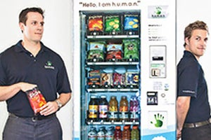 How H.U.M.A.N. Is Breaking Through As the Next-Generation Snack Machine