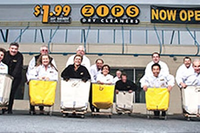 How a Group of Dry-Cleaners Formed a Collective Franchise