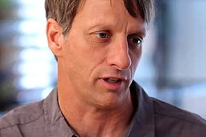 Tony Hawk on Following Your Passion