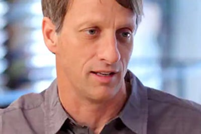 Tony Hawk on Making a Twitter Treasure Hunt Go Global -- and Viral