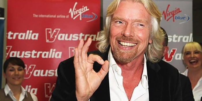 Trekking Into Space With Branson? You Can Now Pay Your Way in Bitcoins