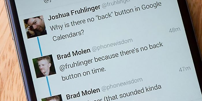 Twitter Unveils New Conversation Format, Buys Social-Media Tracking Company Trendrr
