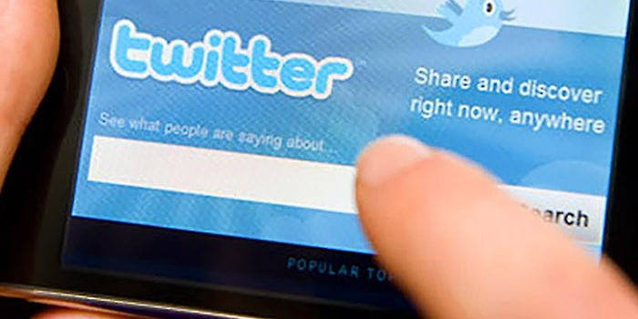 Twitter Updates Web and Mobile Search, Messaging Features