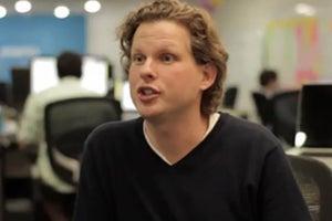 The Innovators: Shopkick's Cyriac Roeding