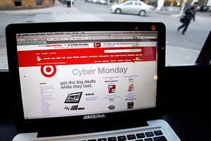 In Weak Shopping Environment, Cyber Monday Is Where It's At