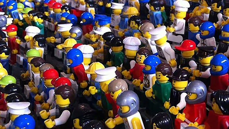 What Can Your Company Learn From Lego?
