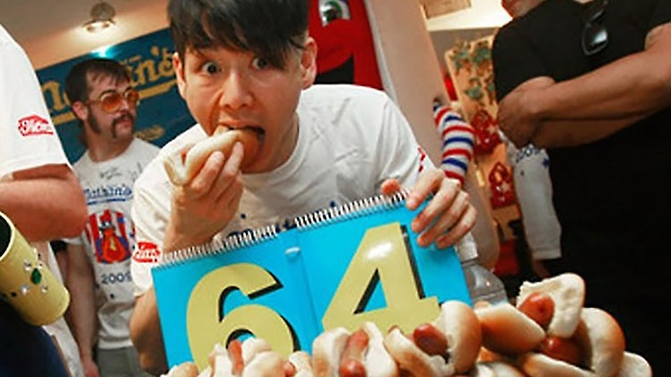 What a Hot-Dog Eating Contest Can Teach You About Problem Solving