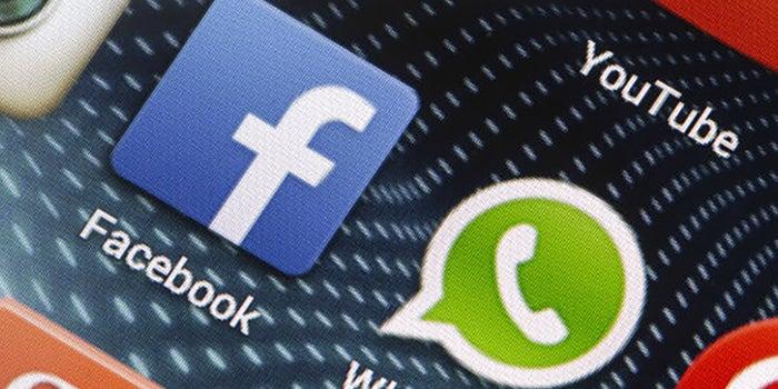 Facebook podría integrar WhatsApp a su servicio
