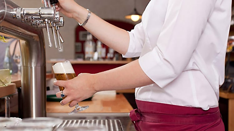 Why Bartending and Other Odd Jobs Can Help You Start a Business