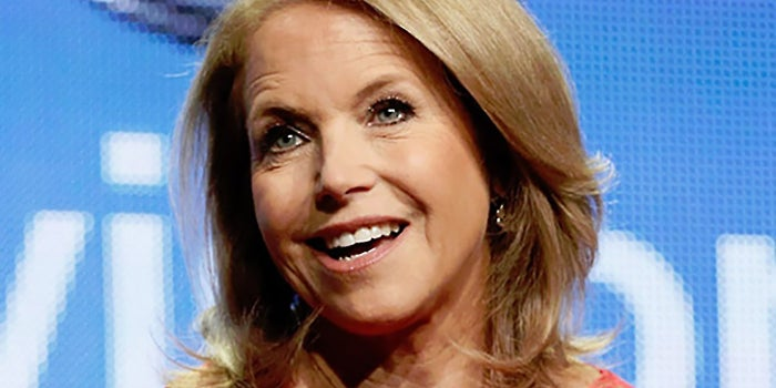 Will Katie Couric Provide More Firepower in Yahoo's Fight for Ad Dollars?