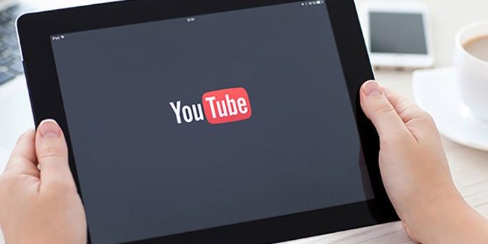 Crea una estrategia promocional en YouTube