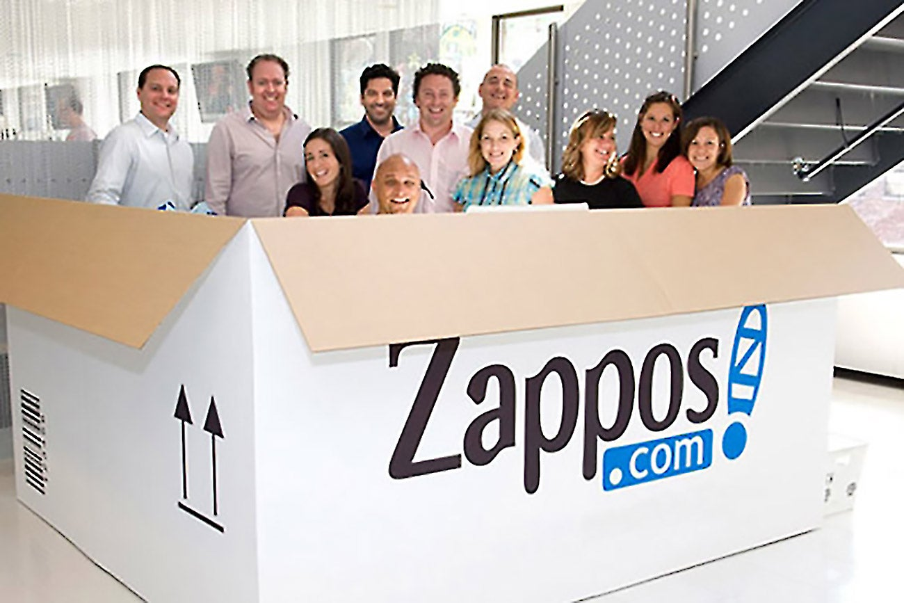 zappos secrets to building an empowering company culture