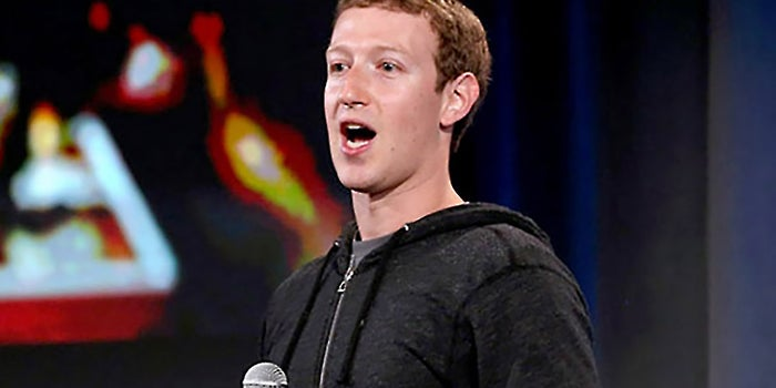 Mark Zuckerberg and Other Tech Giants Form Political Advocacy Group