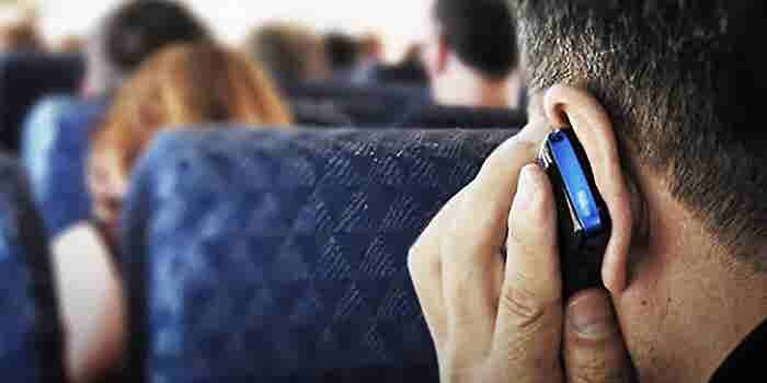 Transportation Department Wants to Ban In-Flight Calls