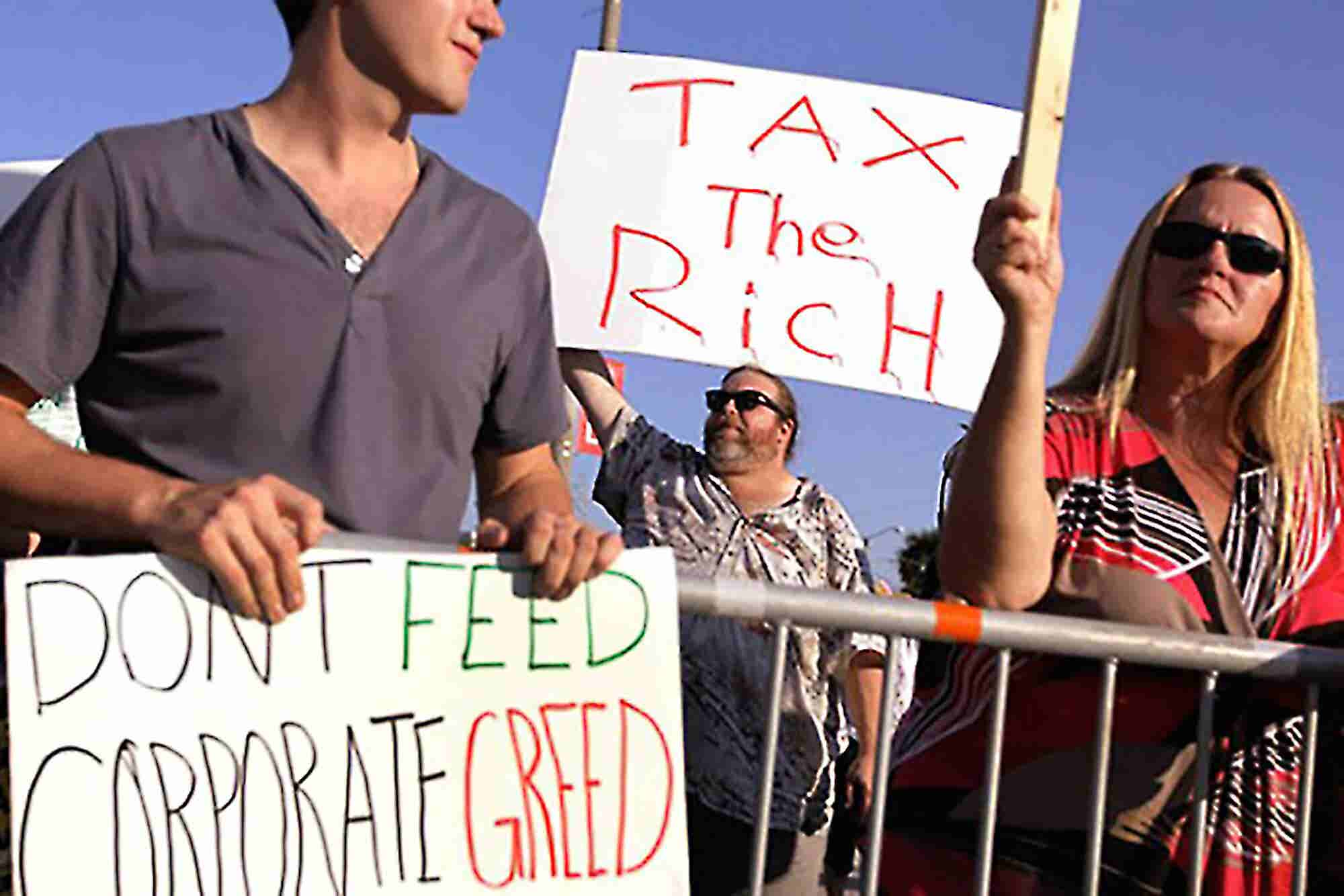 Let's Get It Right About Tax Burden And 'Fair Share'