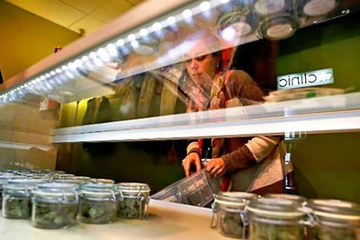 Up in Smoke: First Retail Licenses for Marijuana Distributed in Denver
