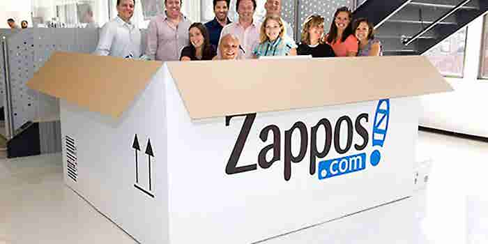 Zappos Gives Job Titles the Boot