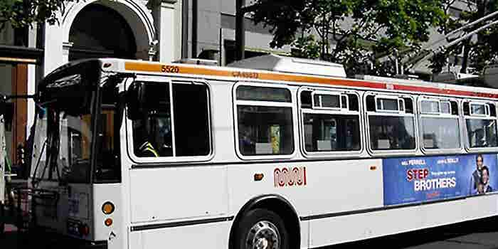 San Francisco to Tax Google, Facebook for Using City Bus Stops