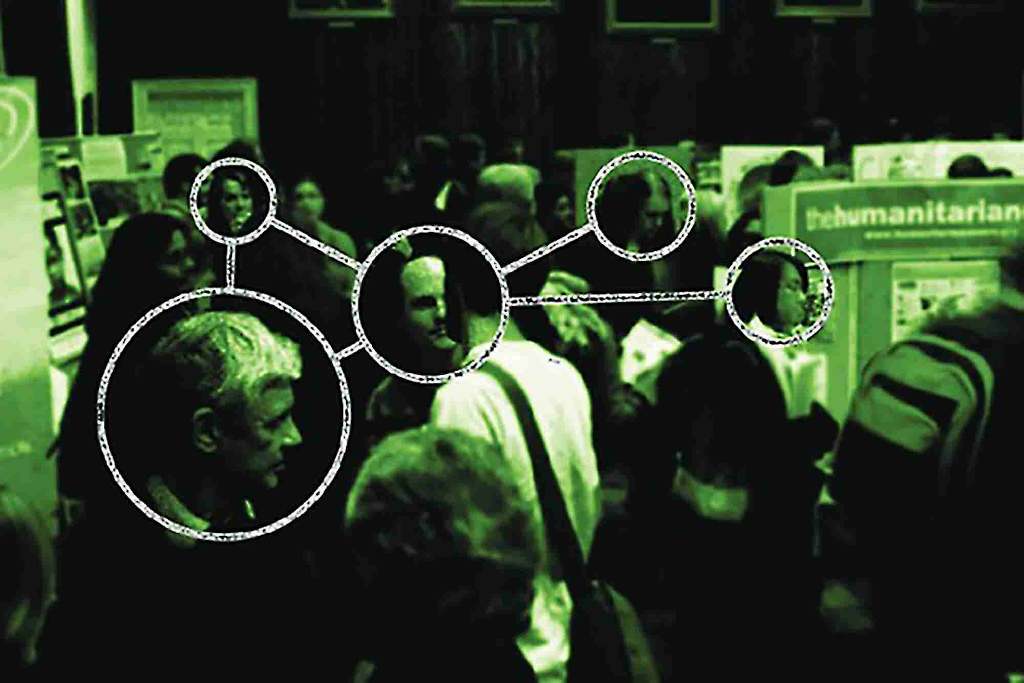 Networking Tricks for College Treps