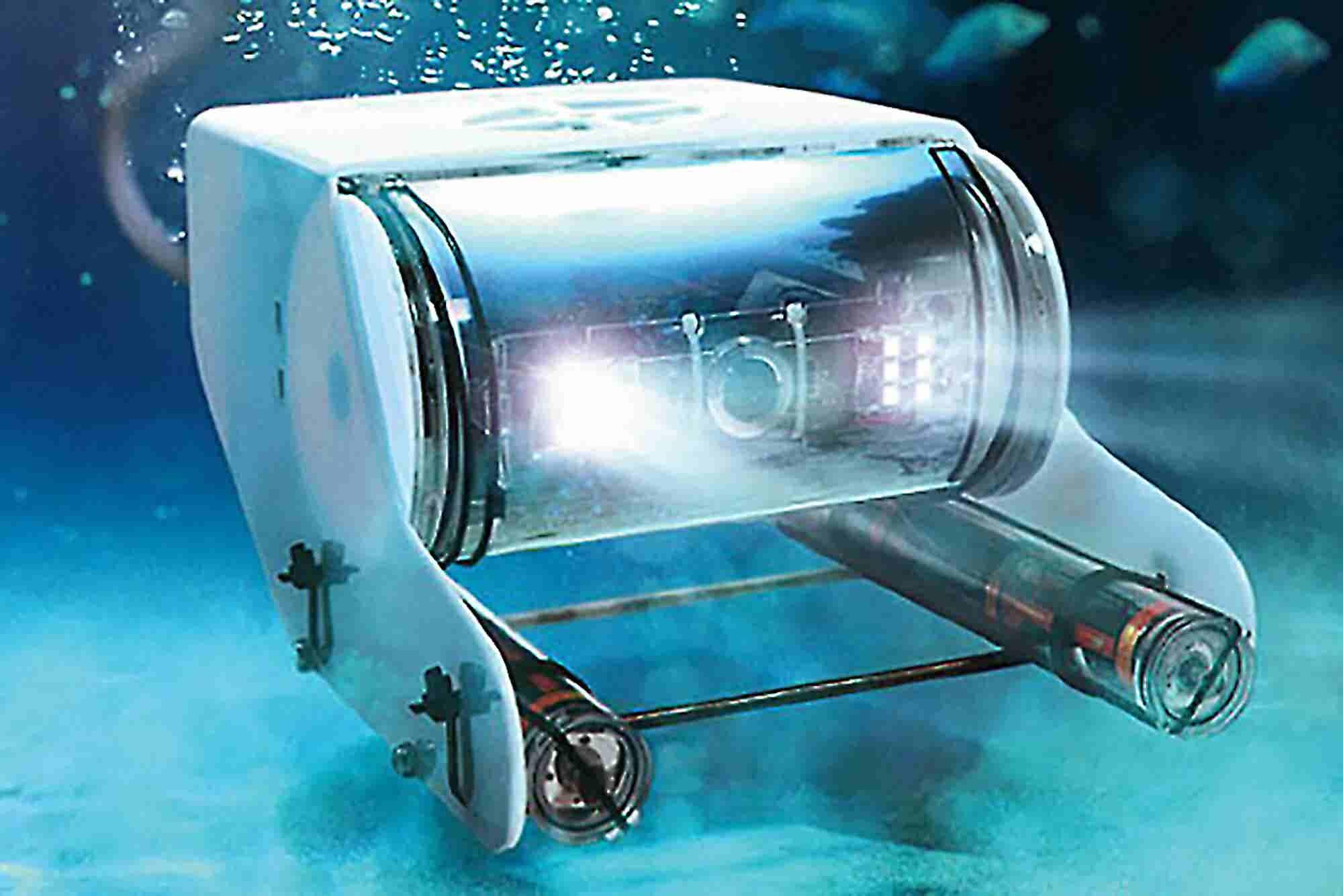 Exploring the Deep Ocean With Underwater Robots
