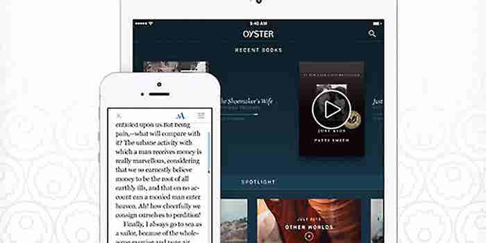 E-Reading Startup Oyster Raises $14 Million