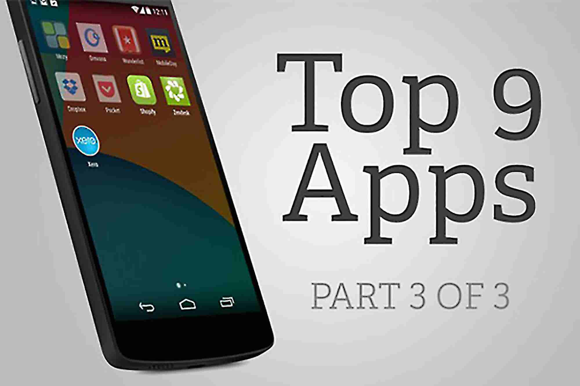 Business Apps to Save You Time - Part 3 of 3