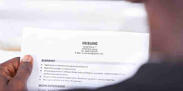 9 Common Resume Mistakes Every Job Hunter Should Avoid