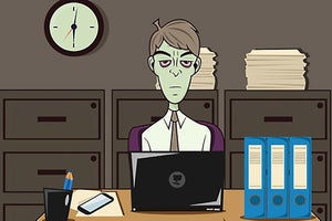 Beware! Is a 9-to-5 Schedule Turning Employees Into Zombies?