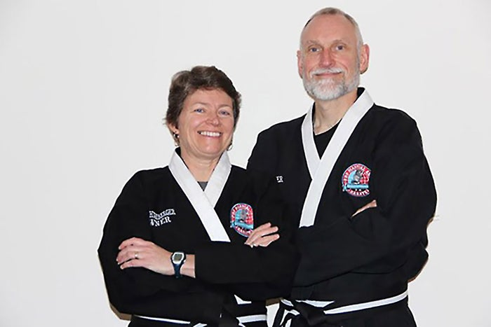 Franchise Players: How a Martial Arts Franchise Energized This Couple's Relationship