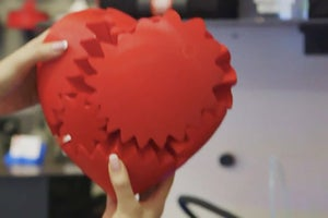 V-Day for Techies: 3-D Print Your Valentine's Gift