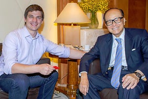 This Startup Just Raised $23 Million Thanks to Wealthiest Man in Asia
