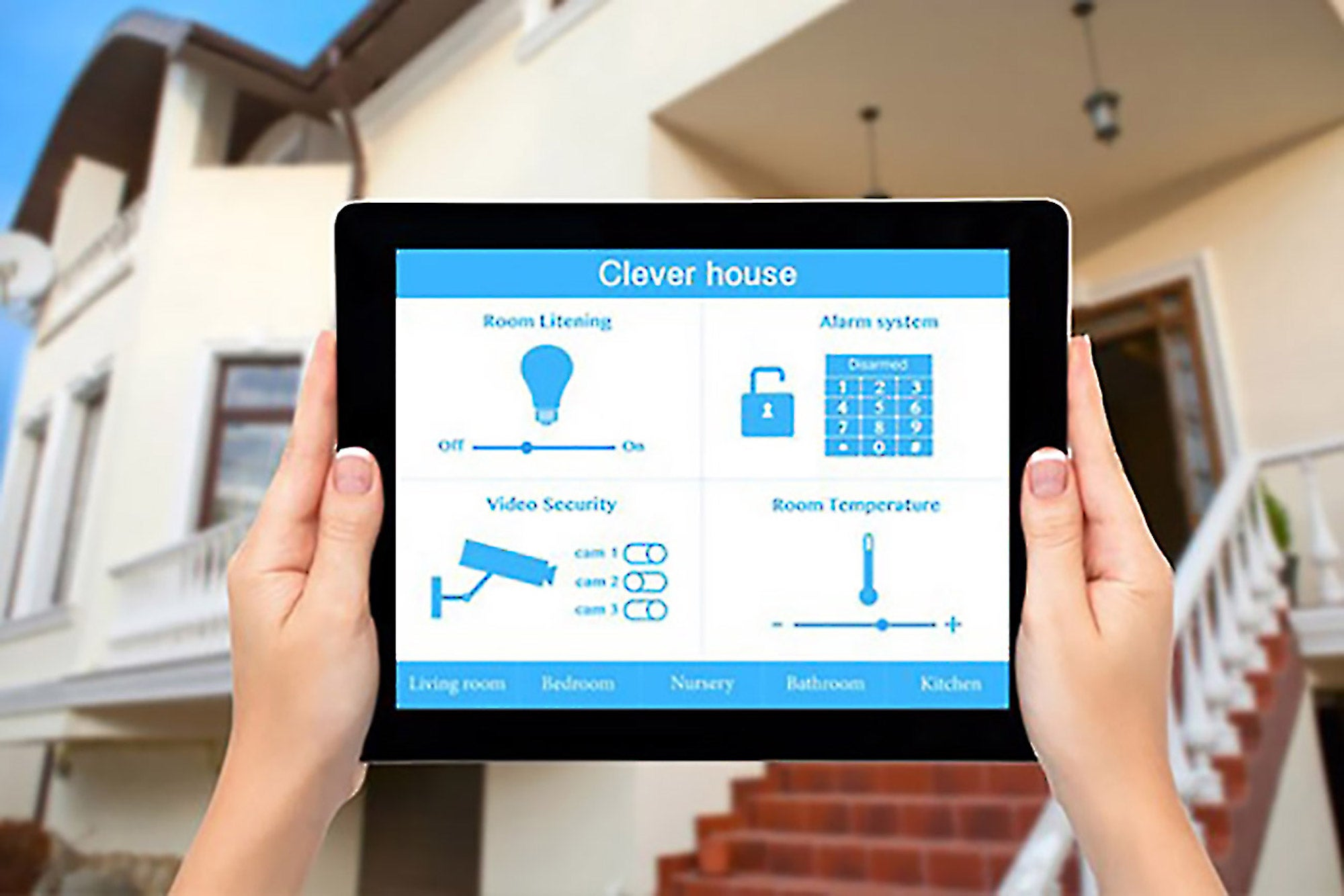 entrepreneur.com - Anaisha Cooper - The Emerging Trend of Smart Home Technology in Real Estate