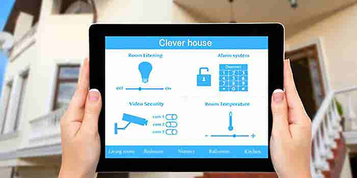 The Emerging Trend of Smart Home Technology in Real Estate