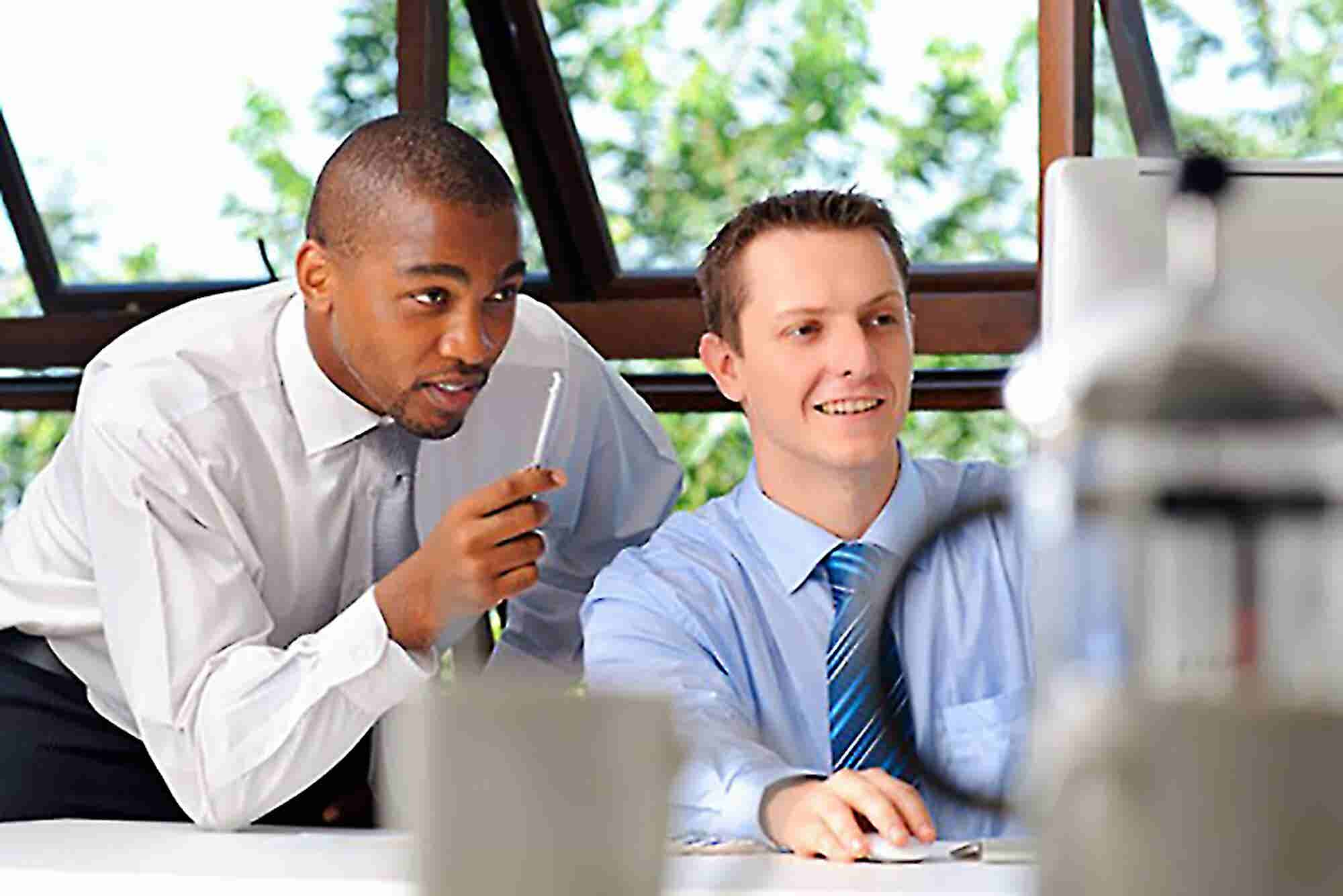 Don't Struggle Always to Be the 'Smartest Person in the Room.' Instead, Rely on a Mentor.