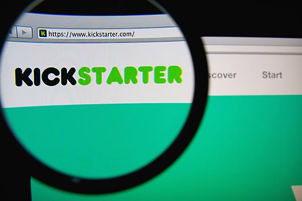 Start a crowdfunding campaign.