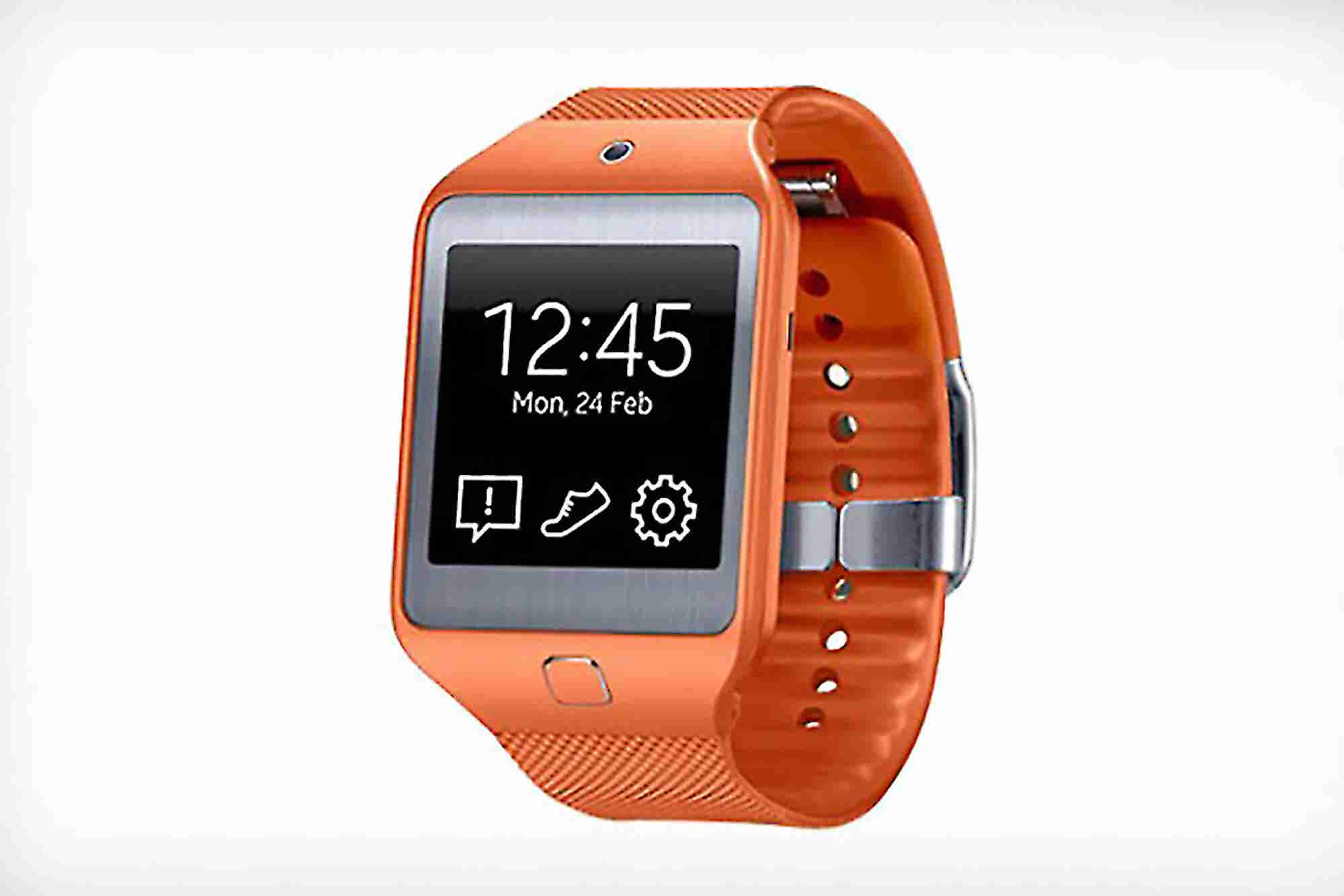Samsung Unveils Next Generation Gear Smartwatches Ahead of Mobile Conference