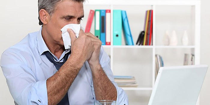Sick at Work? You're Not the Only One.