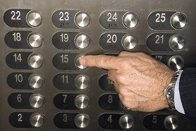 The Ban on Talking in the Elevator at Goldman Sachs Can Finally Go Awa...