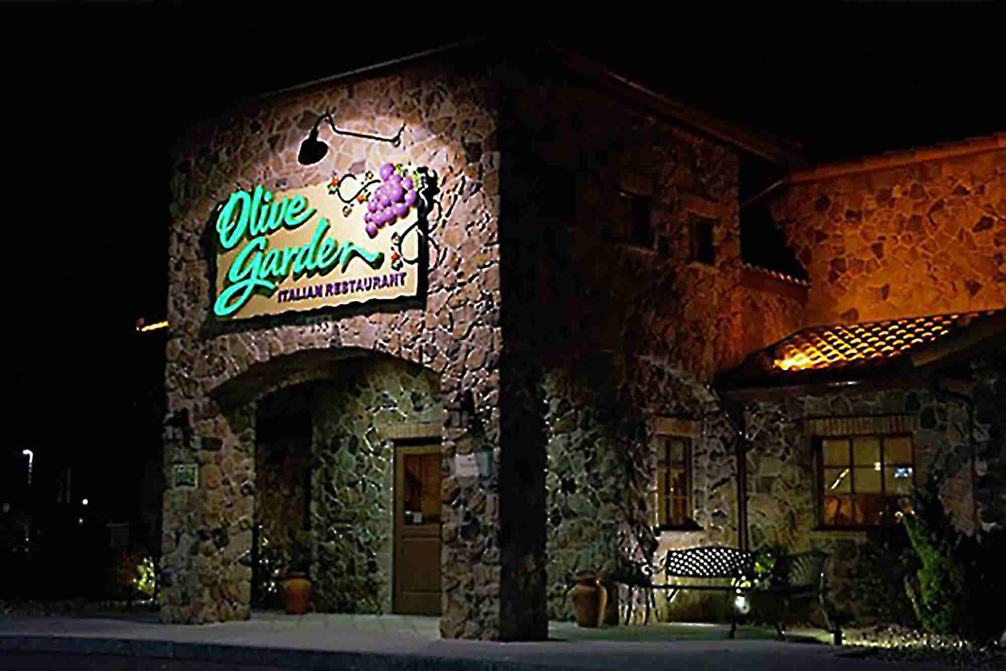 Desperate Measures: Olive Garden Revamps Menu as Investors Get Pushy